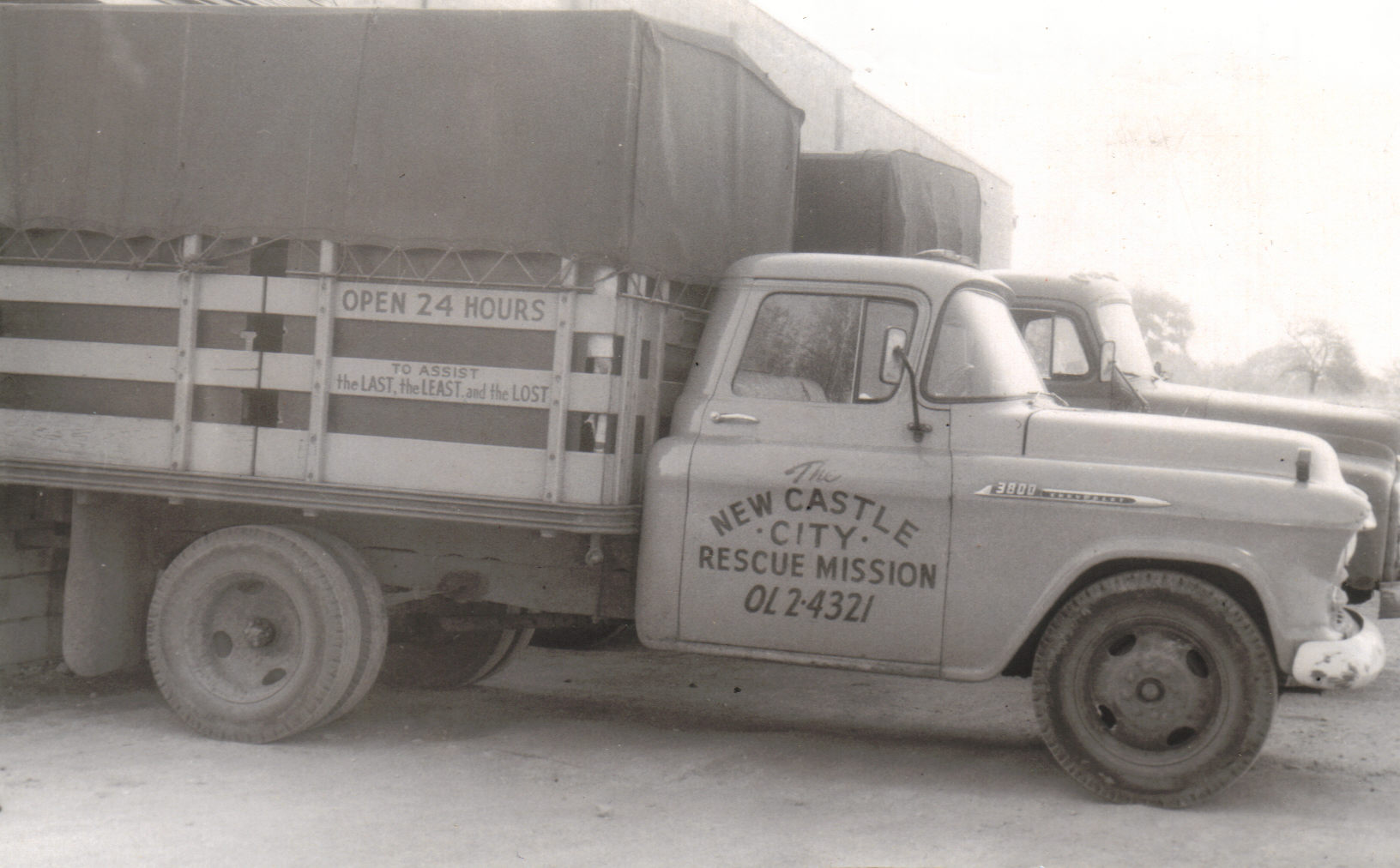 Mission Truck 1950s