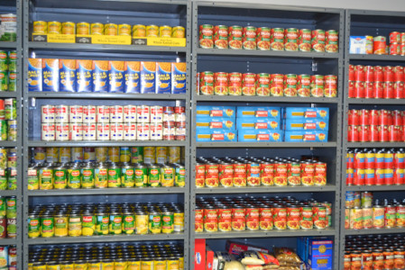 Family Care Food Pantry